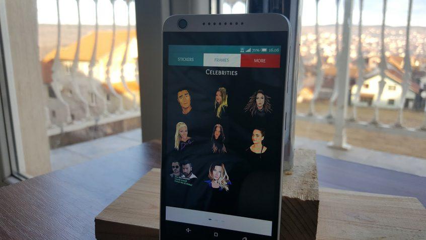 selfikon mobilna aplikacija